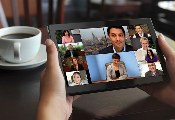 Business benefits with Collaboration Solutions