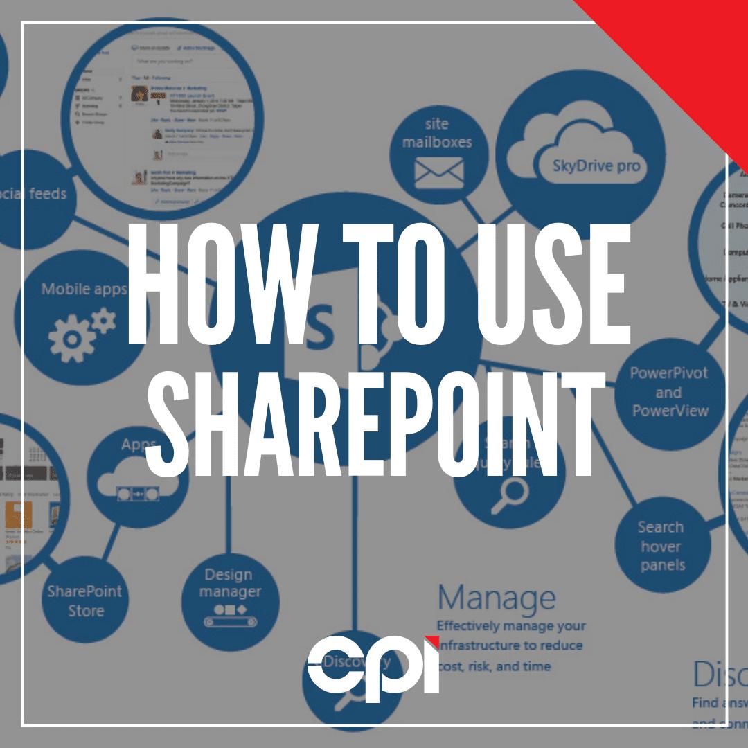 CPI - SharePoint