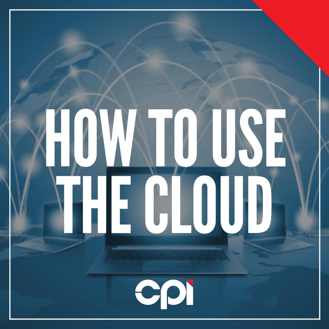 CPI - The Cloud