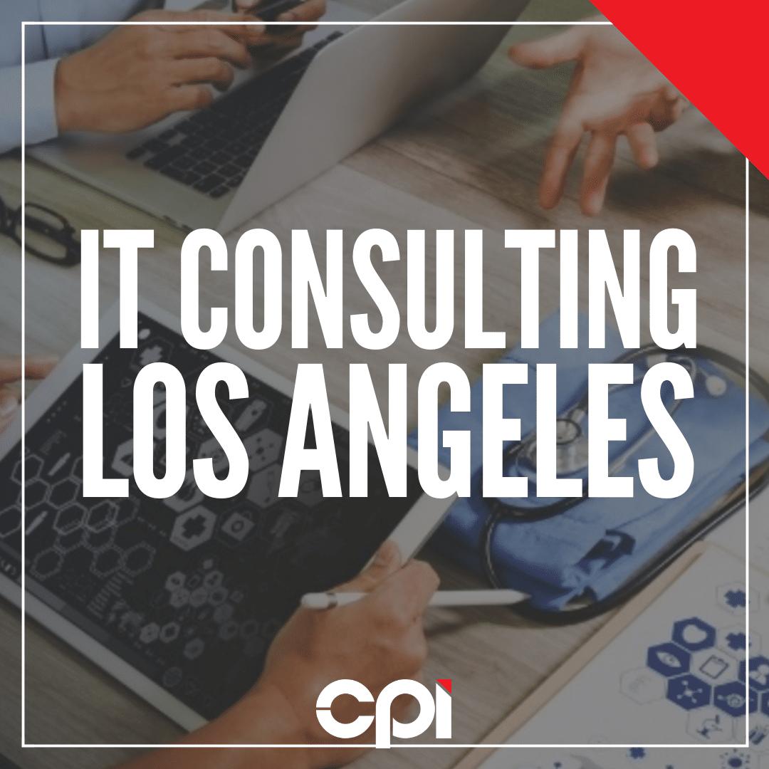 CPI - IT Consulting