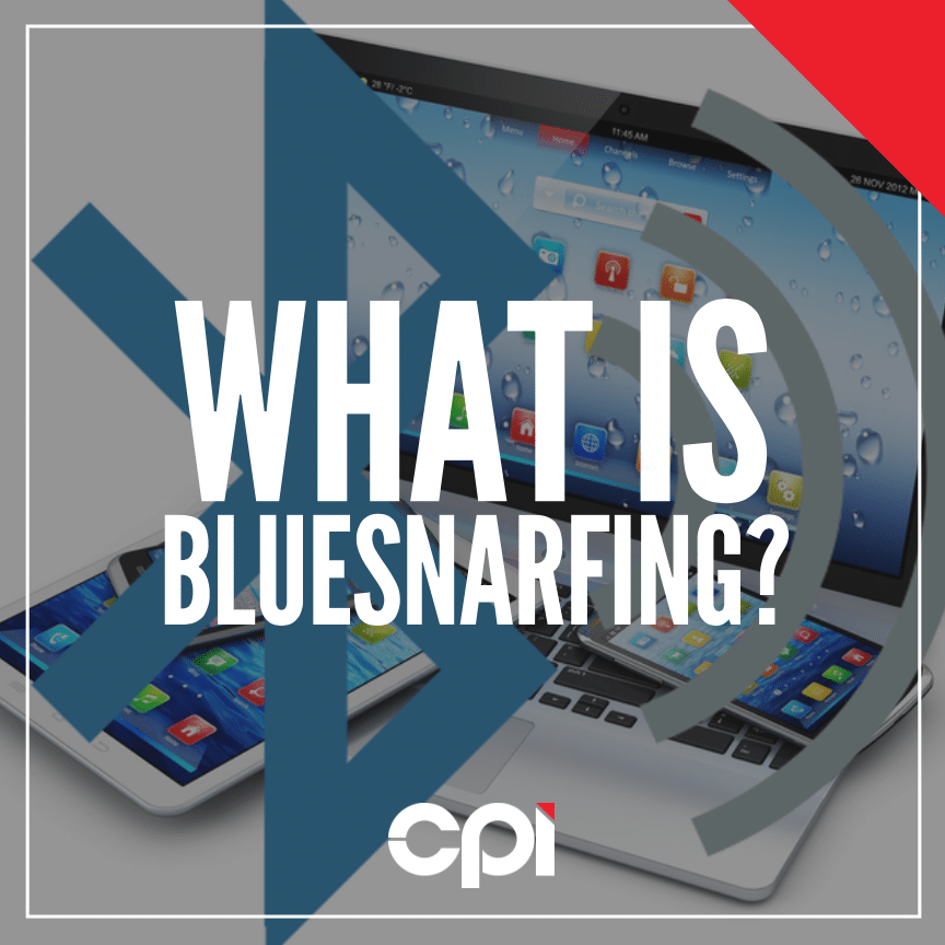 What is Bluesnarfing?