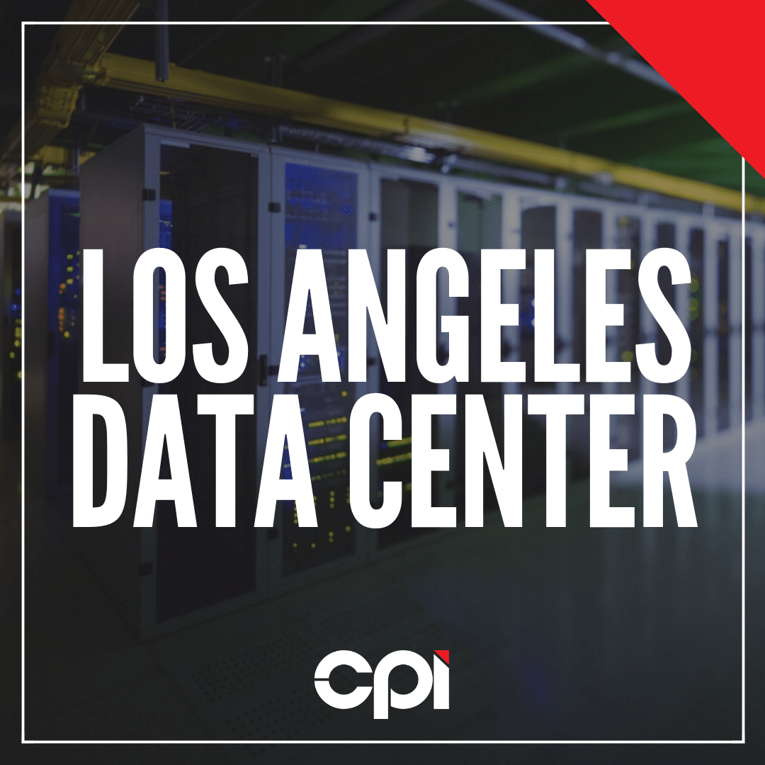 Los Angeles Data Centers