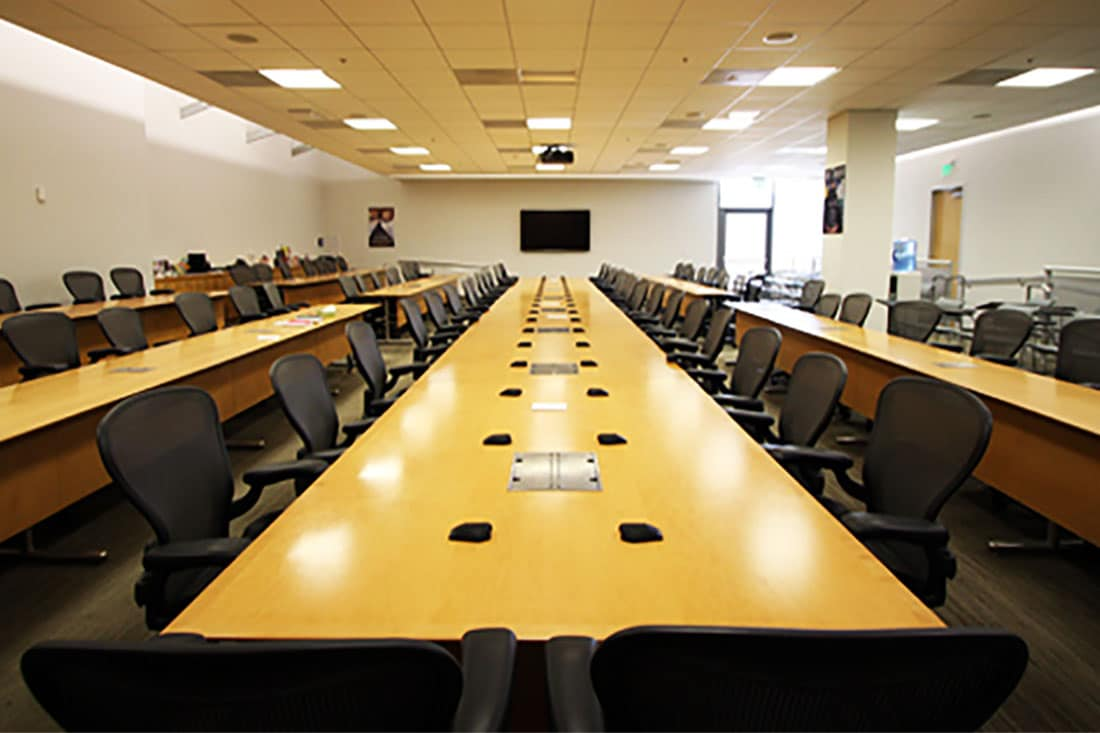 Audio Visual Services of Sherman Oaks Conference Room
