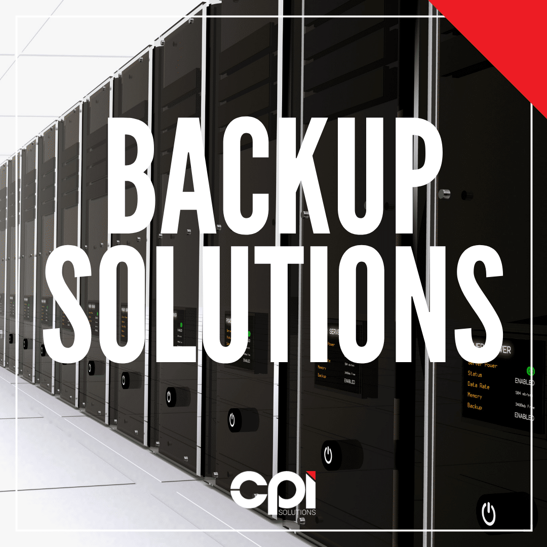 5 Questions to ask about backup solutions