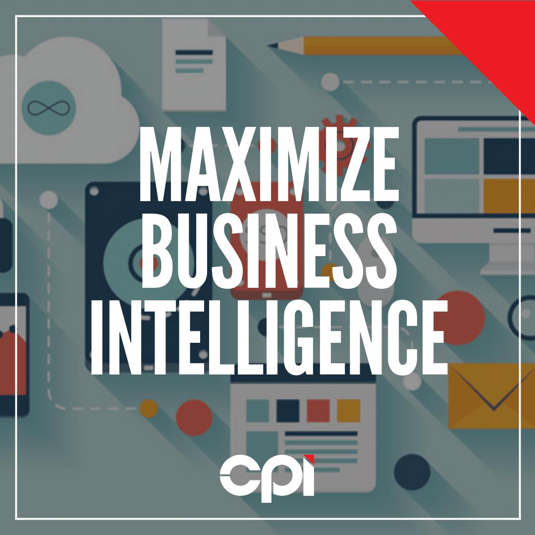 CPI - Business Intelligence