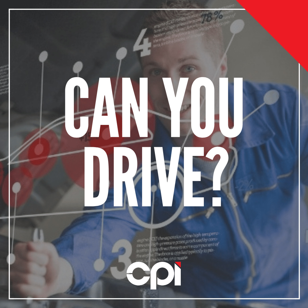 CPI - Can You Drive A Car