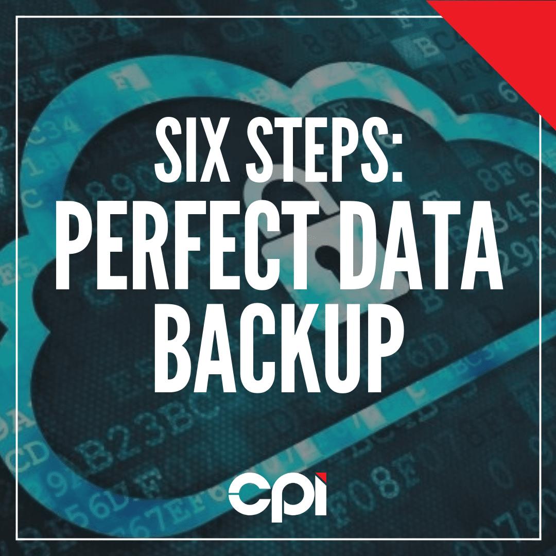 CPI - Data Backups