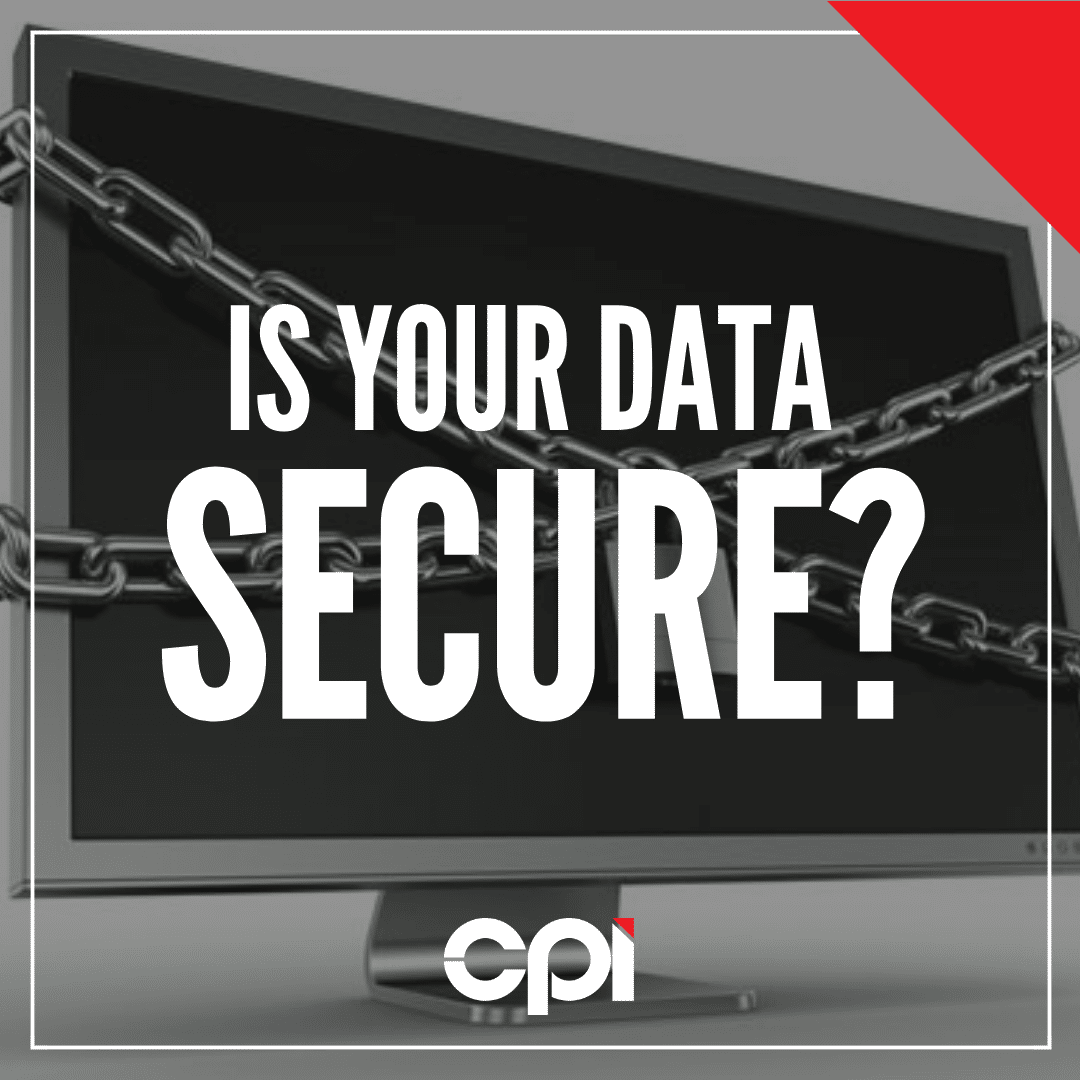 CPI - Data Security