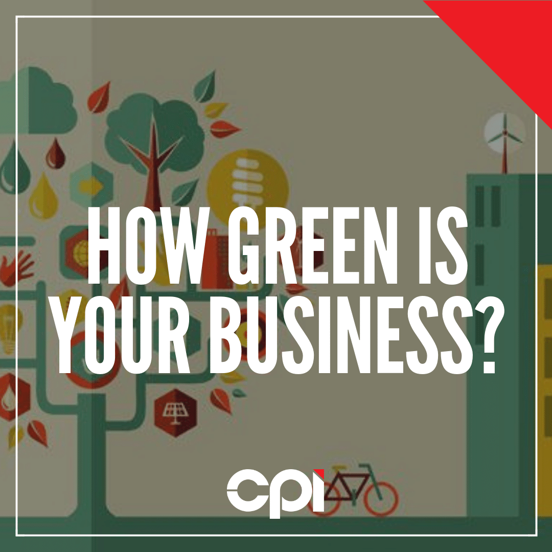 CPI - Green Business