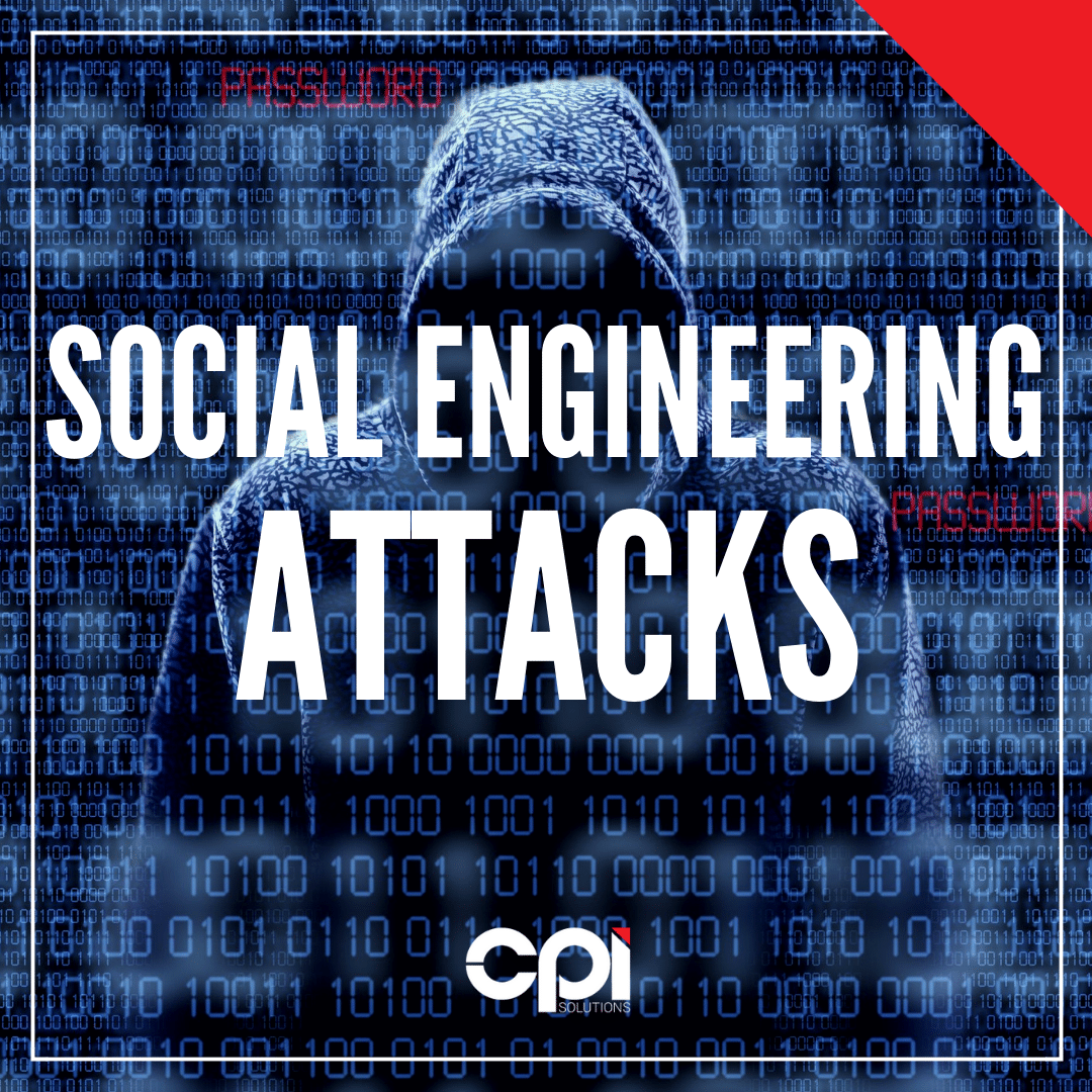 Types of Social Engineering Attacks
