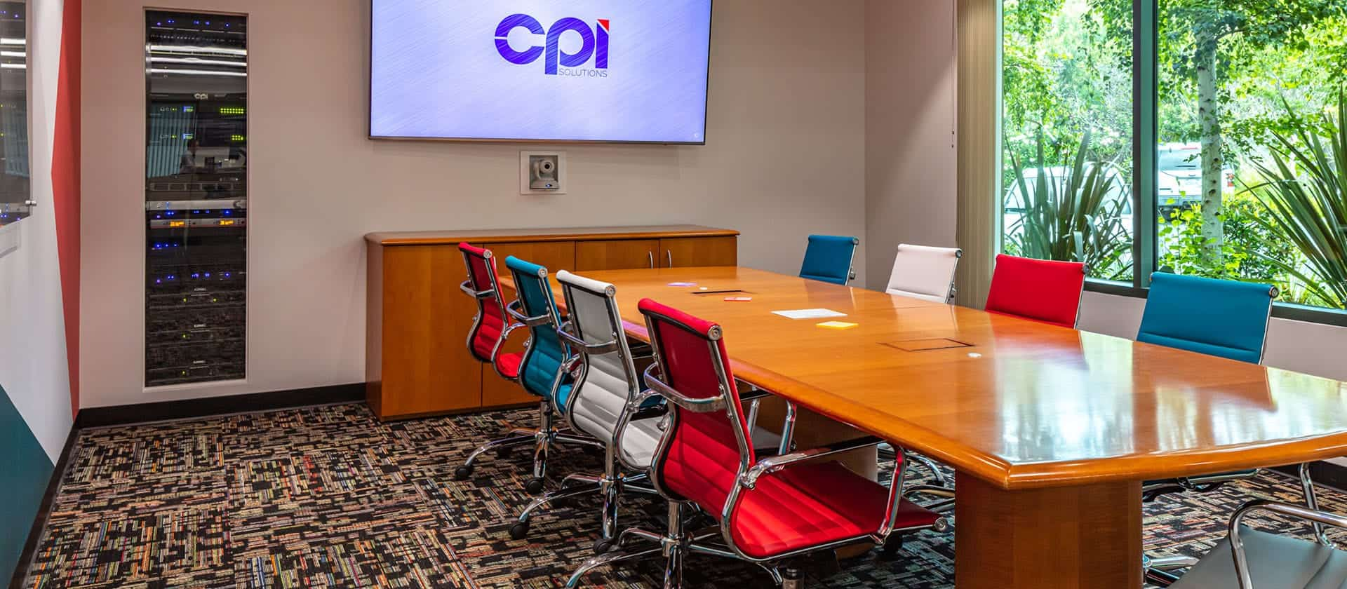 Audio Visual Solutions for custom conference rooms, LifeSize video conferencing and presentation systems for commercial audio visual and Crestron solutions.