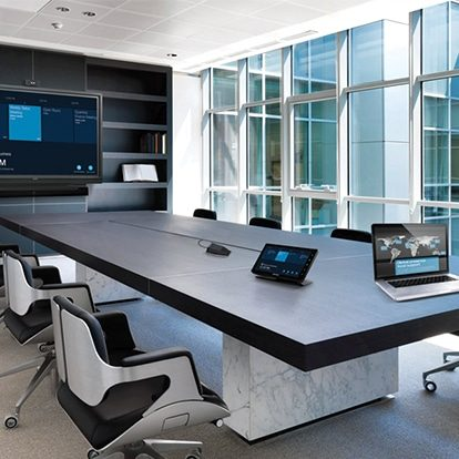 Custom conference rooms