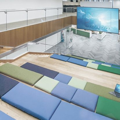 Crestron Open Meeting Space