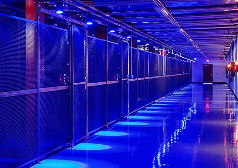 NetSecure programs utilize data center cloud services.