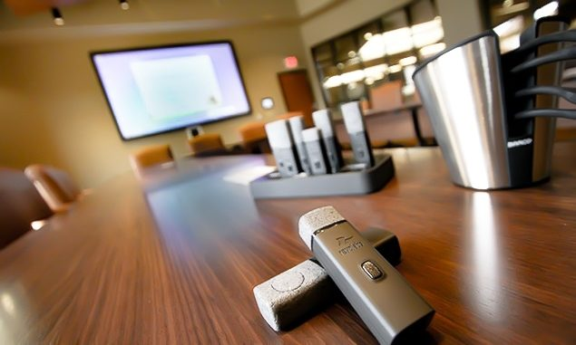 Custom audio visual presentation systems and video conferencing.