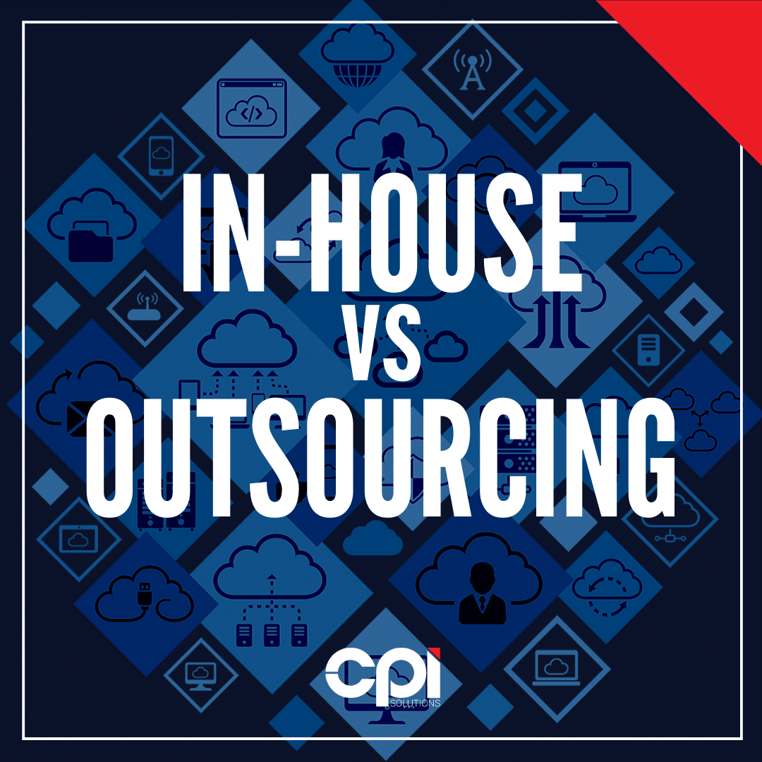 Outsourcing IT Services vs In-house IT
