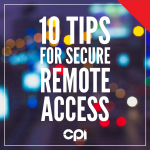 Secure Remote Access 10 Point Checklist