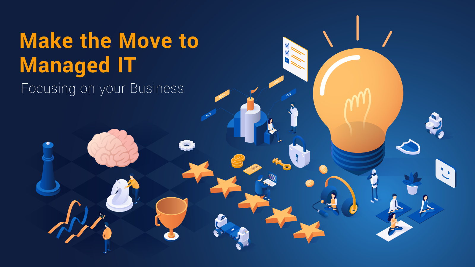 Make the Move to Managed IT