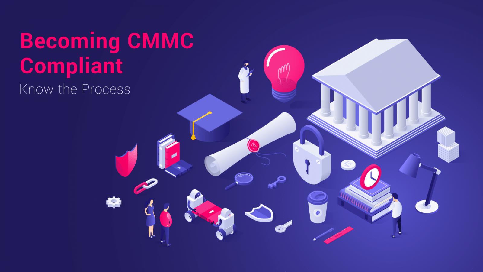 Becoming CMMC Certified