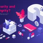 Data Security vs. Data Integrity