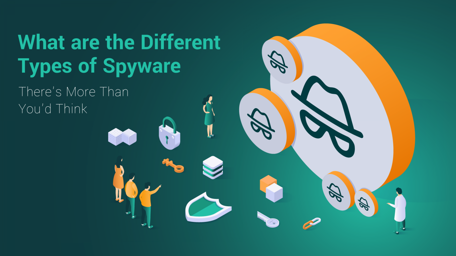 Different Types of Spyware