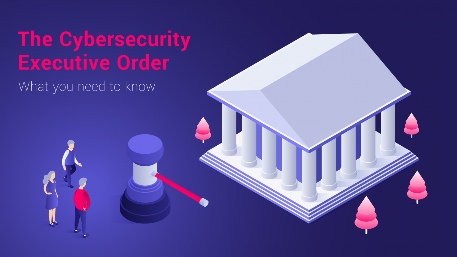 US Government Cybersecurity Executive Order