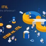 The difference between ITSM and ITIL