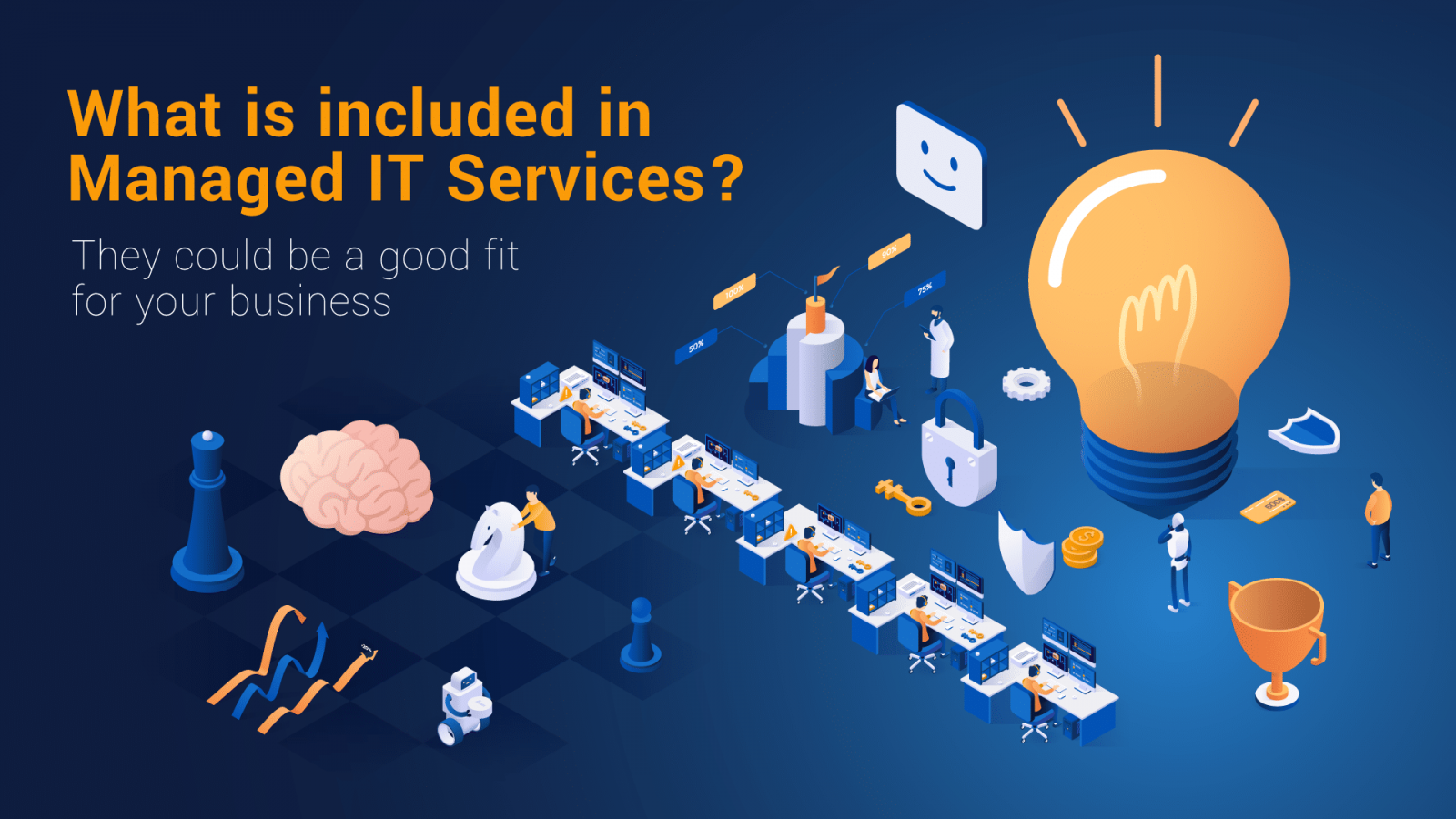 Understanding what is included in Managed IT Services